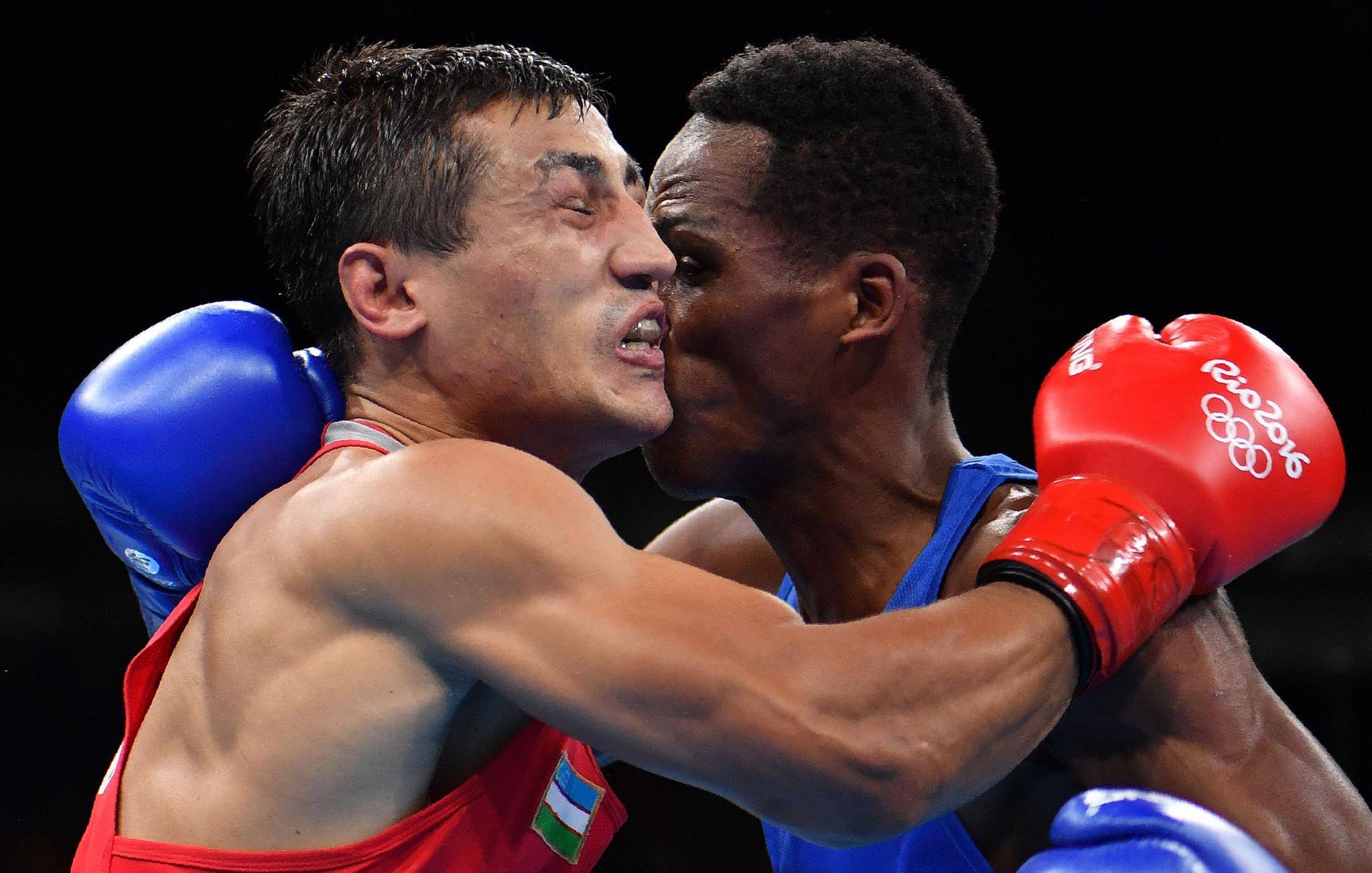 Boxing's Olympic future is now at risk ©Getty Images