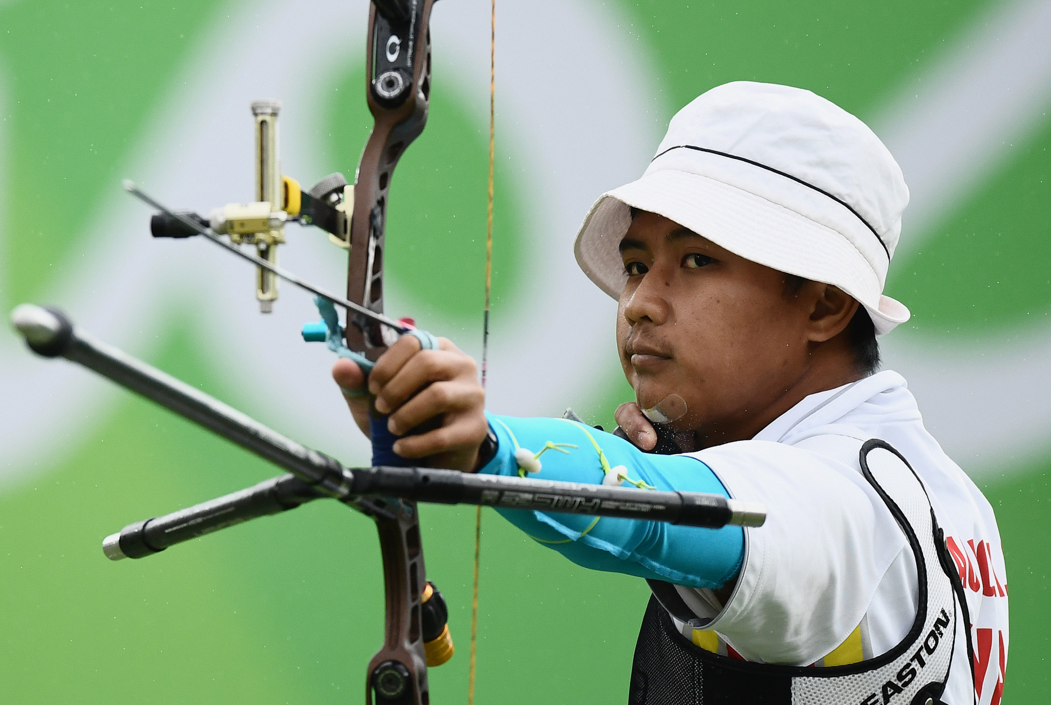 Hosts reach archery final at Asian Games 2018 test event
