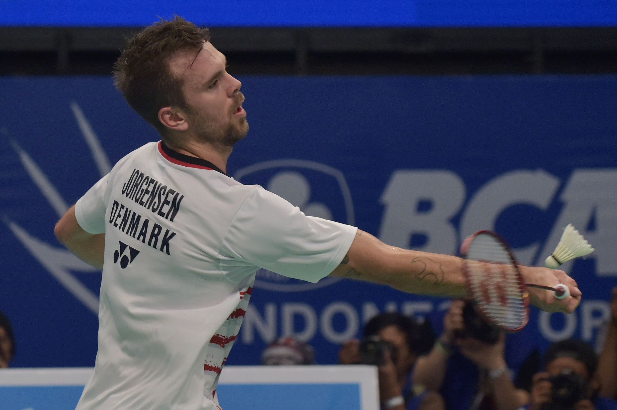 Denmark enjoy comfortable start to title defences at European Team Badminton Championships