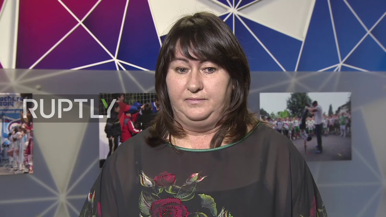 Russian Cross-Country Skiing Federation President Yelena Valbe has claimed Grigory Rodchenkov was part of a conspiracy after being recruited in Canada to discredit her country ©YouTube