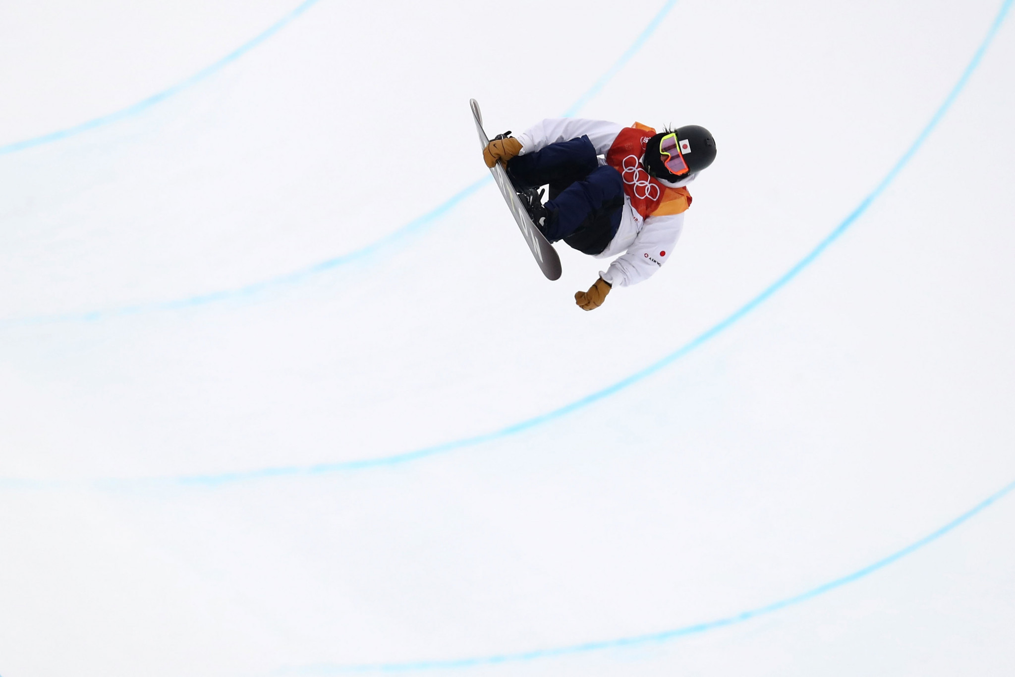 Japan's Ayumu Hirano finished in the silver medal position for the second consecutive Winter Olympic Games ©Getty Images