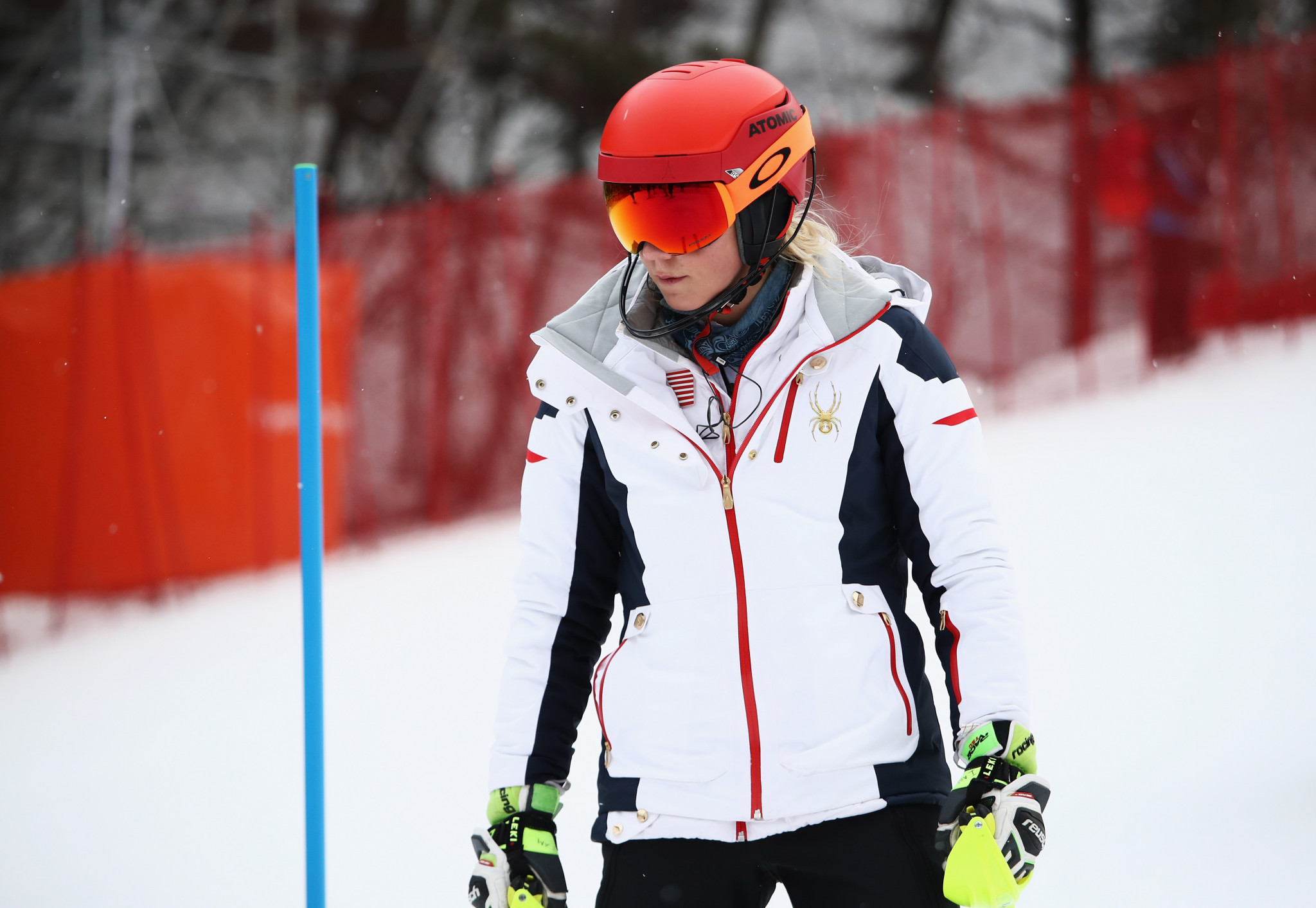 Shiffrin places fourth in slalom