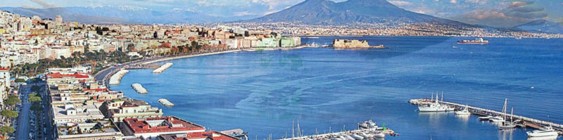 Naples was awarded the right to host the Games in 2016 ©FISU