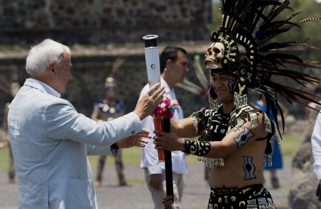 The Torch for the Pan American Games must be lit at the Pyramid of the Sun in Teotihuacan, Mexico, it is stipulated in the new proposed PASO constitution