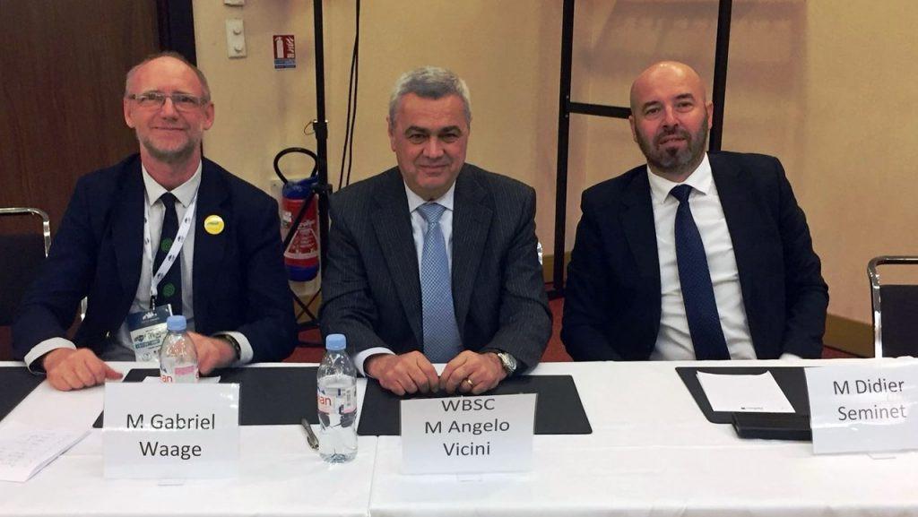 European baseball and softball bodies merge to create WBSC Europe