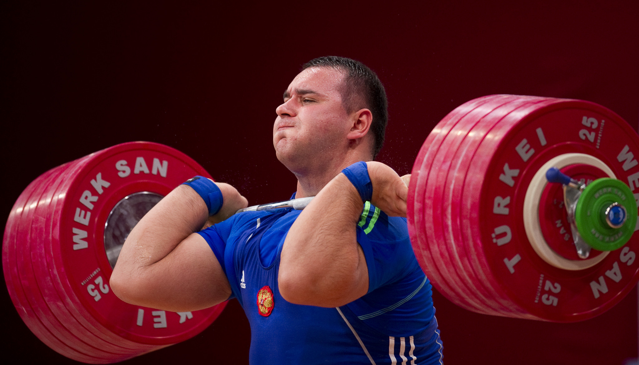 Two Russian weightlifters have provisional suspensions lifted, lawyer claims