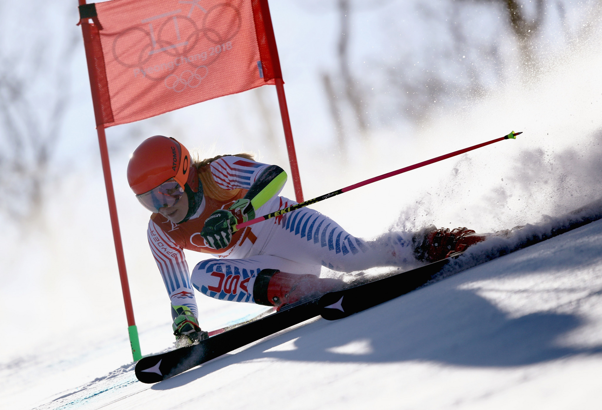 Shiffrin wins slalom gold number two