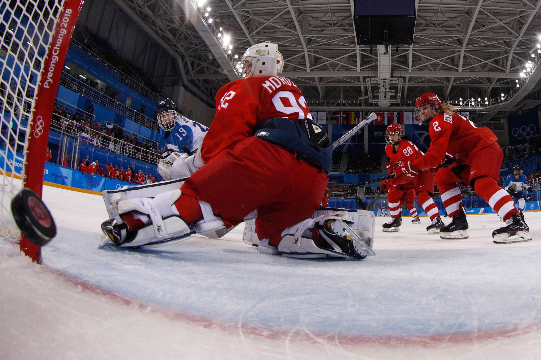 Pyeongchang 2018: Day six of competition