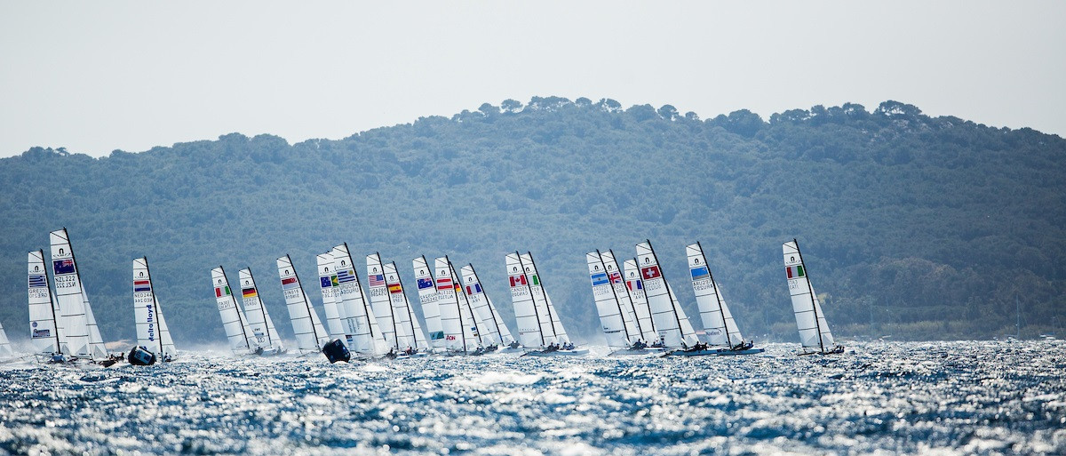 World Sailing become first federation to be receive international sustainability standard