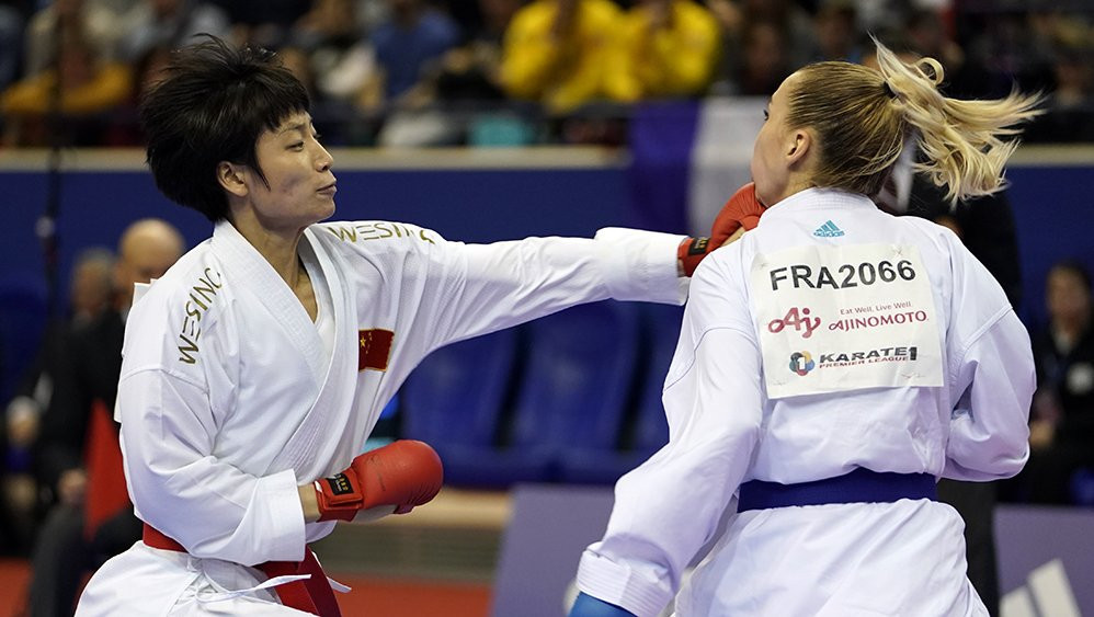 Paris winners hope to continue good form as Karate 1-Premier League heads to Dubai