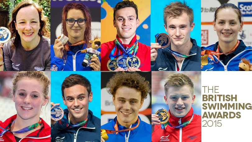 The inaugural British Swimming Awards have been launched with nine nominees for the Athlete of the Year prize ©British Swimming