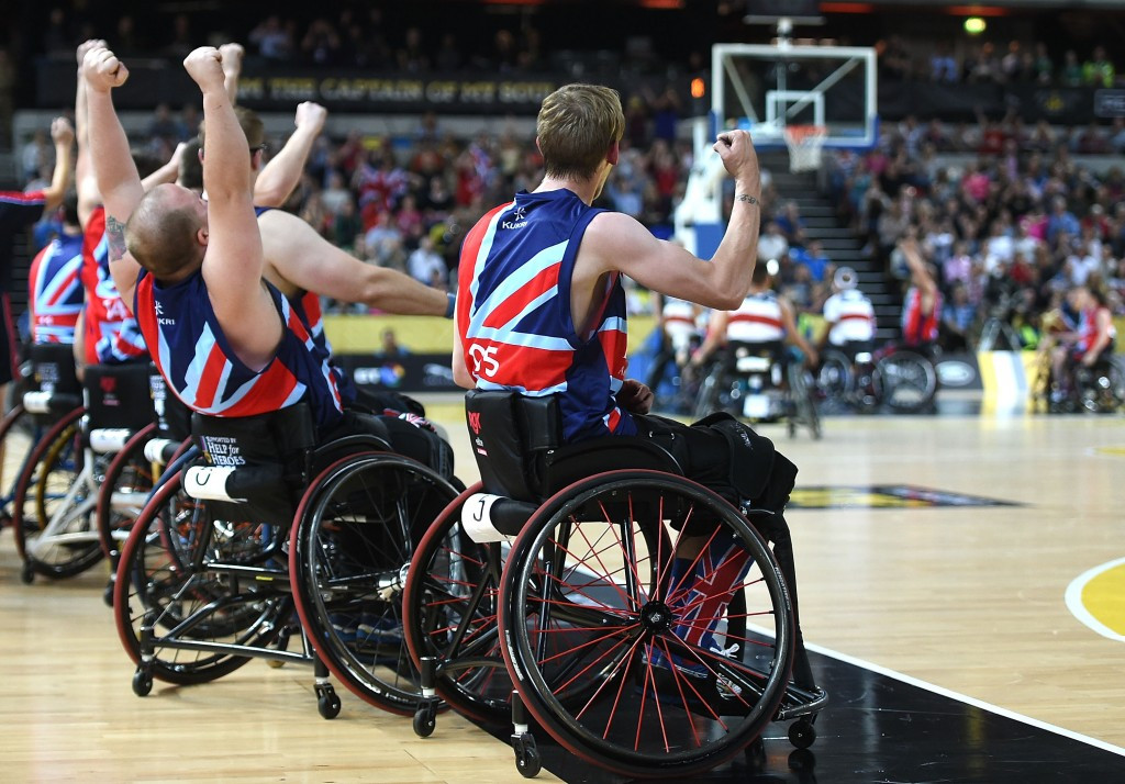 British Wheelchair Basketball searching for high-performance university hubs