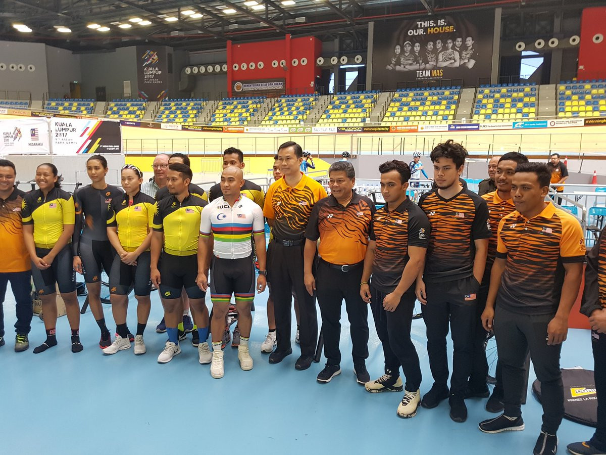 Kuala Lumpur set to stage Asian Track Cycling Championships