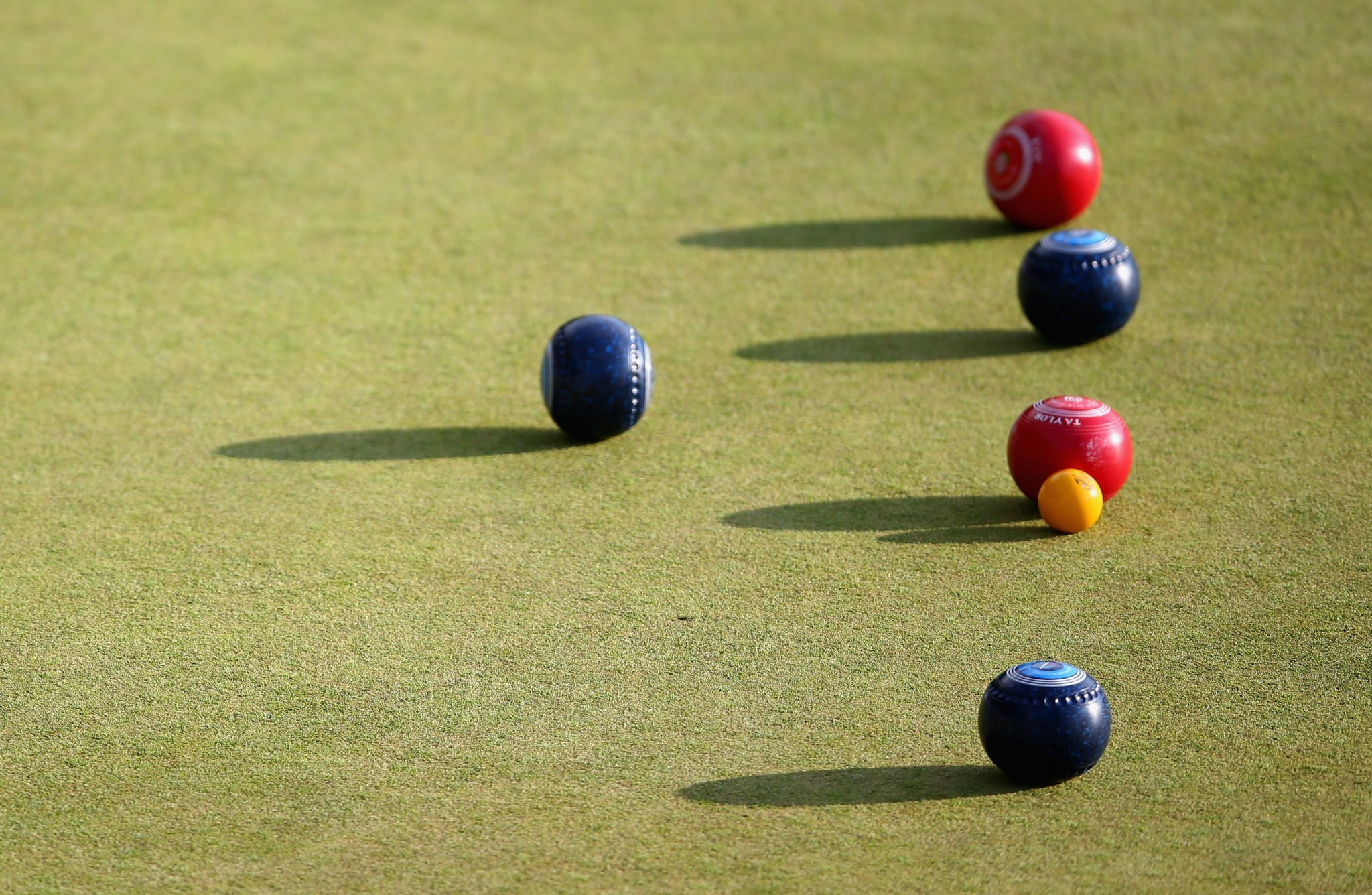 The event is one of the most prestigious on the lawn bowls calendar ©Getty Images
