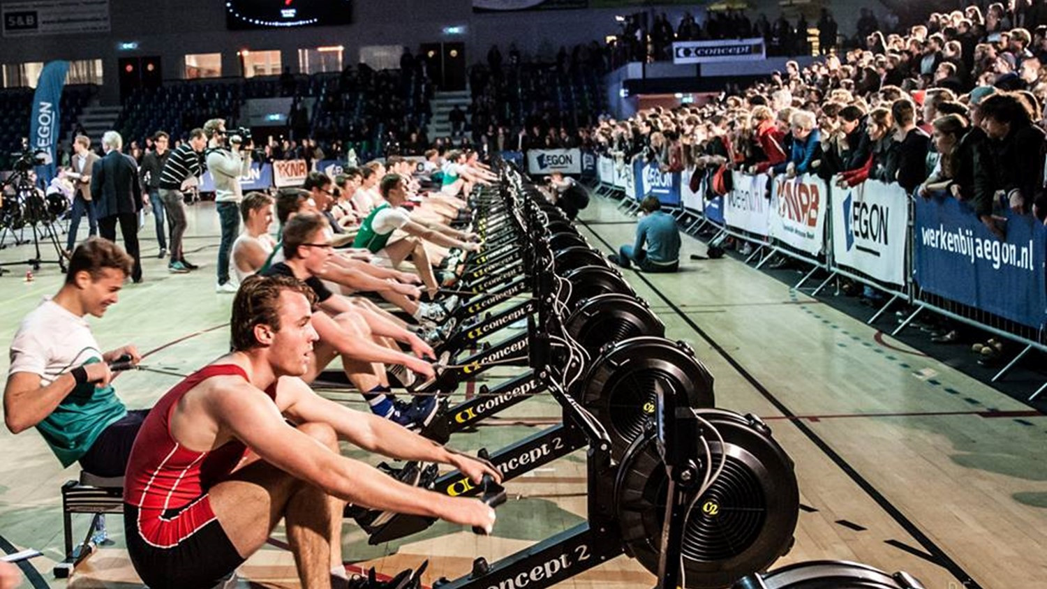 Inaugural World Indoor Rowing Championships poised to begin in Alexandria