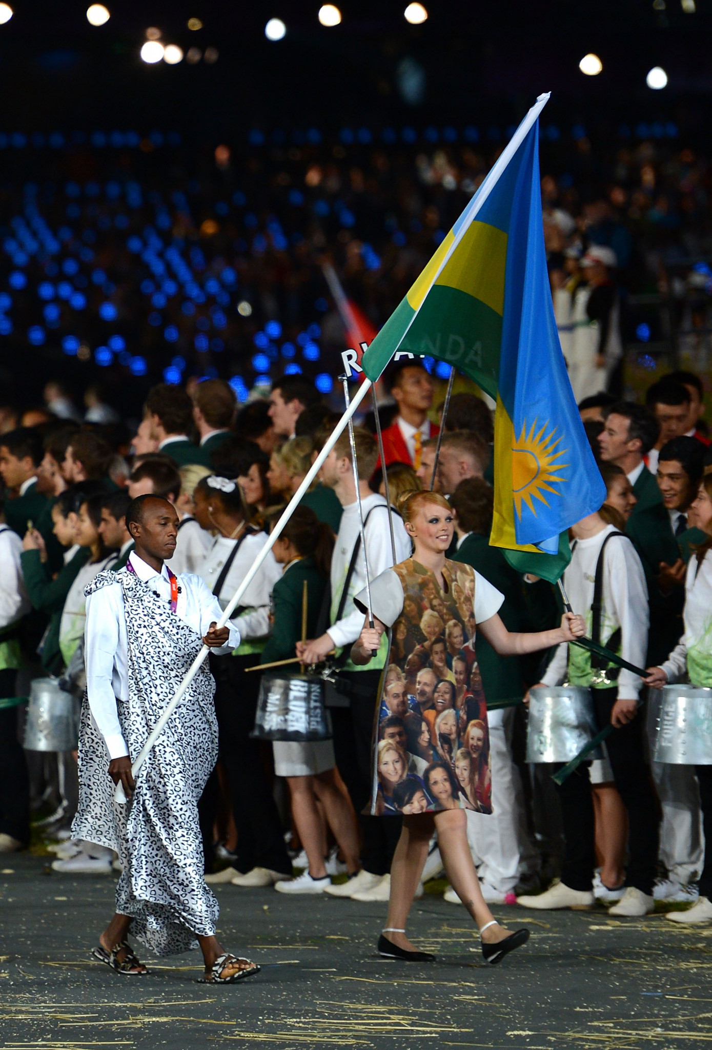 Rwanda has never won an Olympic medal  ©Getty Images