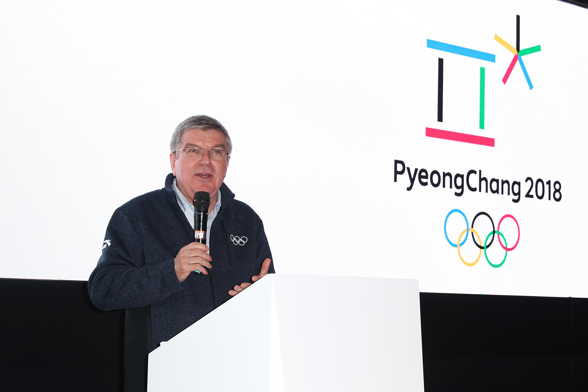 IOC to facilitate North Korea's participation at Tokyo 2020, Bach claims