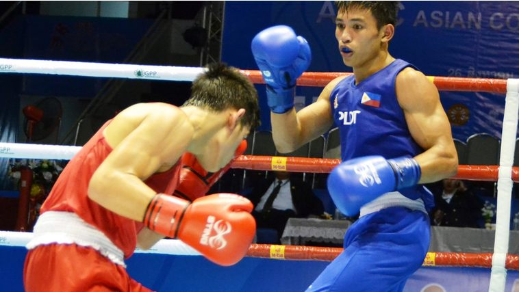 Norbu ends Bhutan's five-year wait for international win at ASBC Asian Boxing Championships