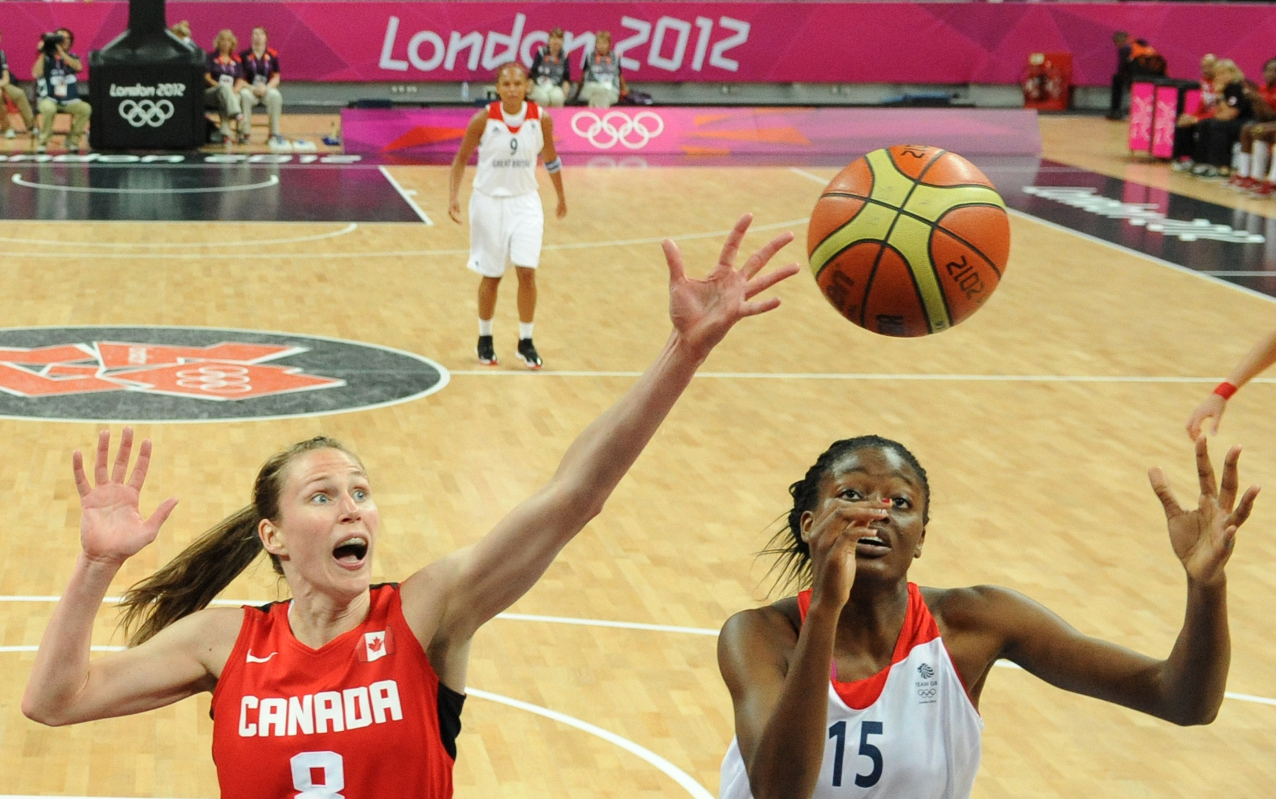 British basketball star upset Sport England and UK Sport favouring obscure Olympic sports