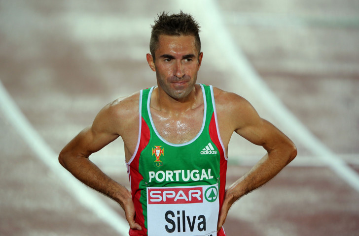 Portugal's 36-year-old Rui Pedro Silva will be hoping to produce the goods in the final IAAF Cross Country Permit race of the season on his home ground of Albufeira tomorrow ©Getty Images