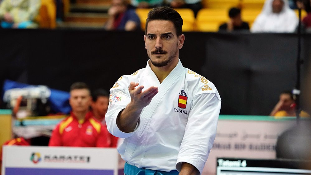 Quintero and Kiyuna to play world final again at Karate 1-Premier League in Dubai