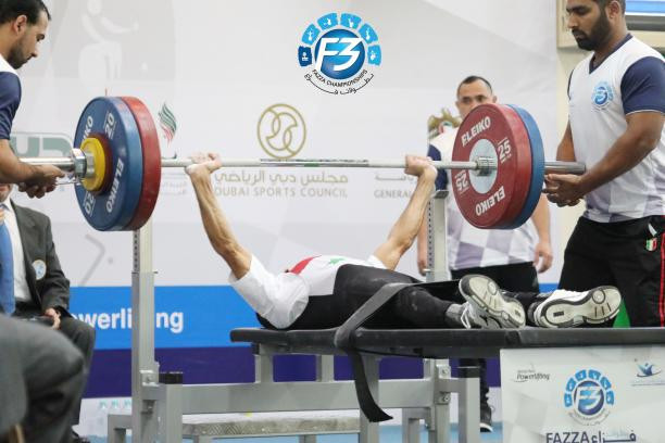 Poland were the early pacesetters at the World Para Powerlifting World Cup in Dubai ©IPC