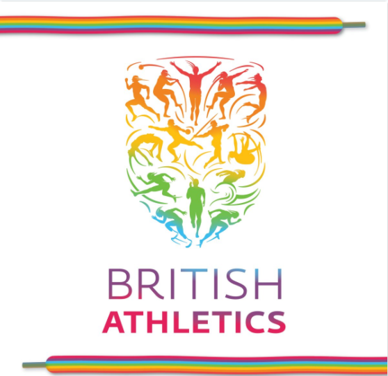 British Athletics supports Stonewall's Rainbow Laces campaign at Indoor Championships in Birmingham