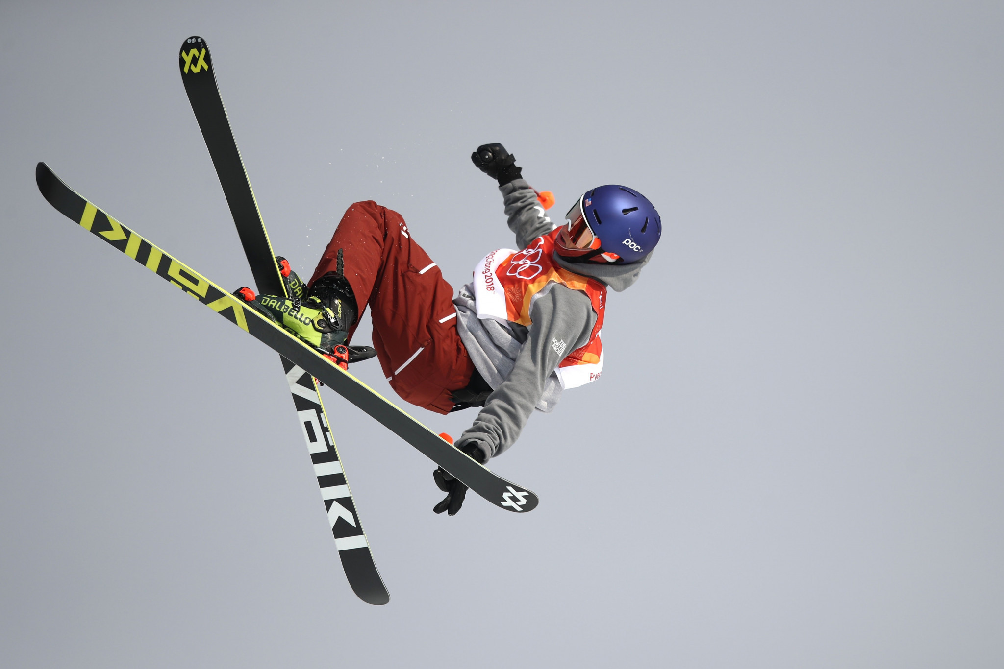 Olympic medals awarded in men's ski slopestyle