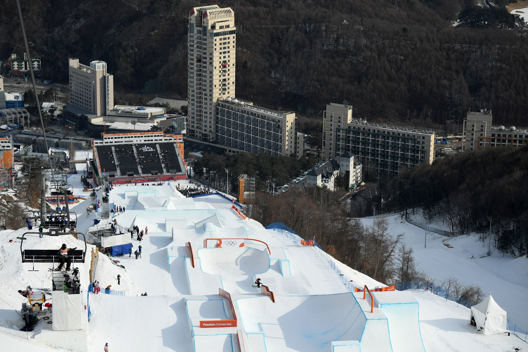 Dubi praises Pyeongchang 2018 at halfway stage but urges organisers to confirm three venue legacy plans