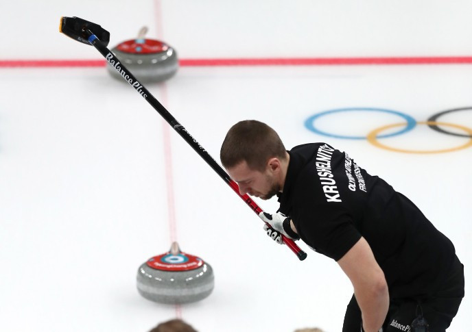 Russian mixed doubles curling Olympic bronze medallist fails drugs test