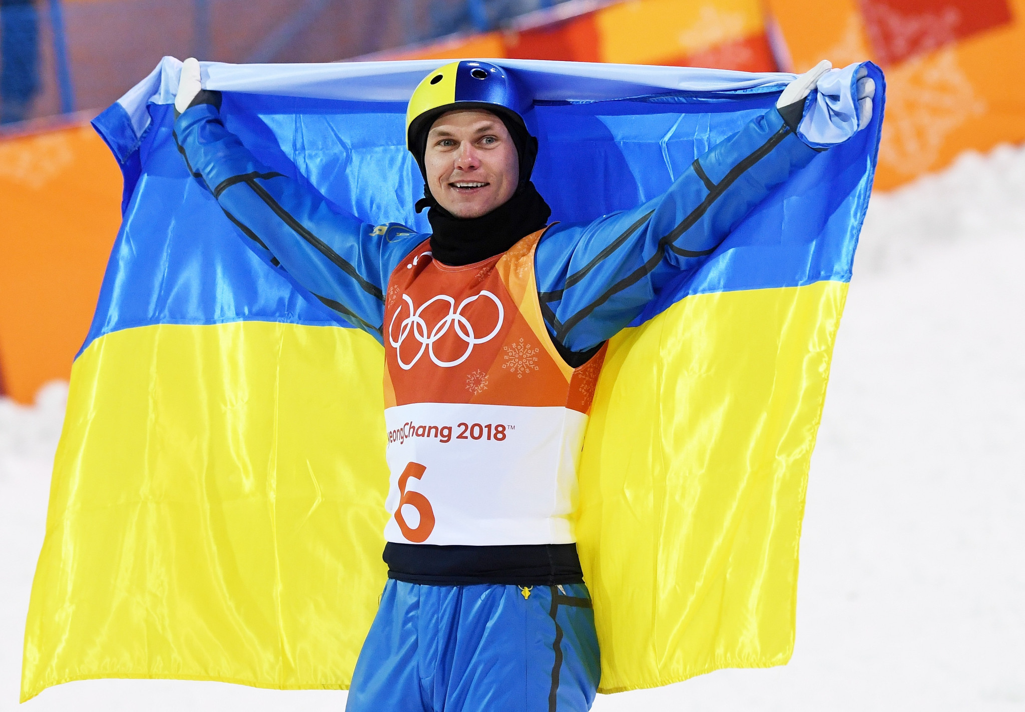 Abramenko becomes first man from Ukraine to win Olympic medal with gold in men's aerials