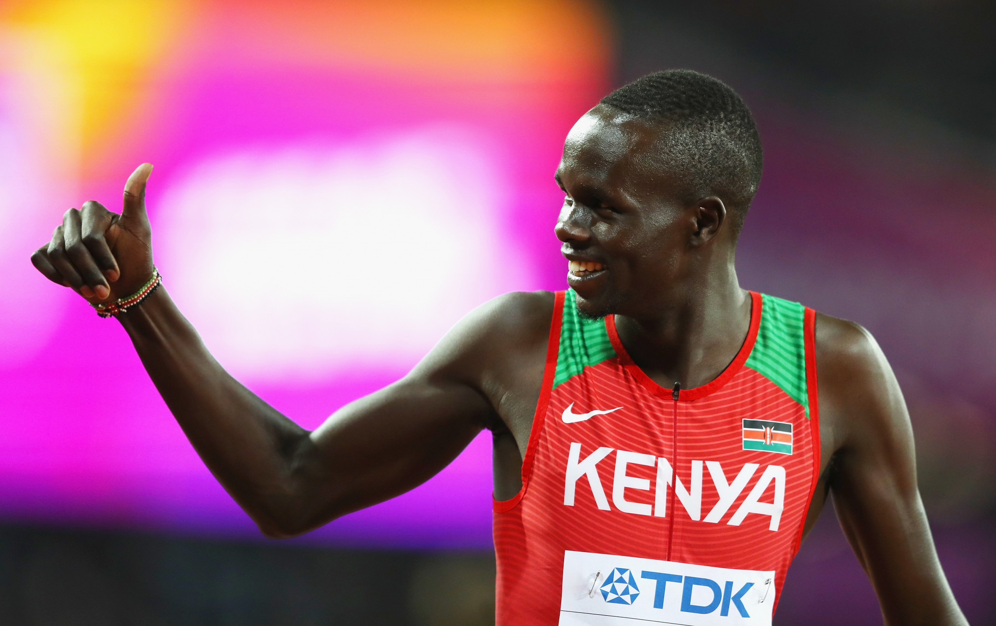 Bett joins Rudisha on the sidelines as new wave win 800m places at Kenyan Gold Coast 2018 trials