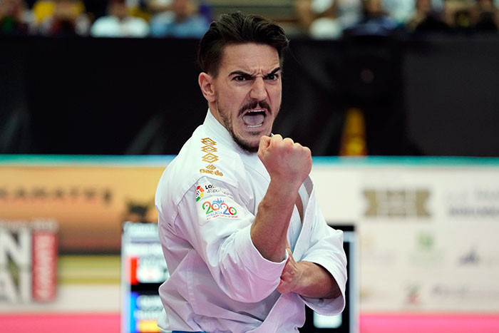 Quintero and Sanchez earn third titles for Spain at Karate 1-Premier League in Dubai
