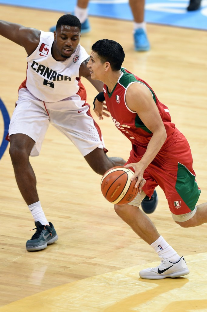 Hosts Mexico off to a winning start in FIBA Americas Championship