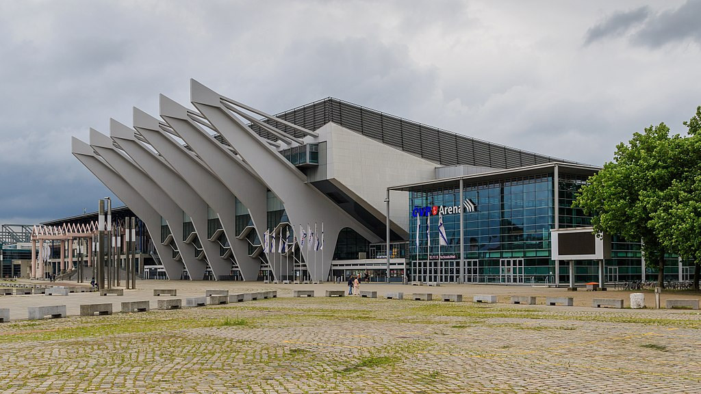 The ÖBV-Arena in Linz is due to host the 2018 Women's World Championship in July ©Wikipedia