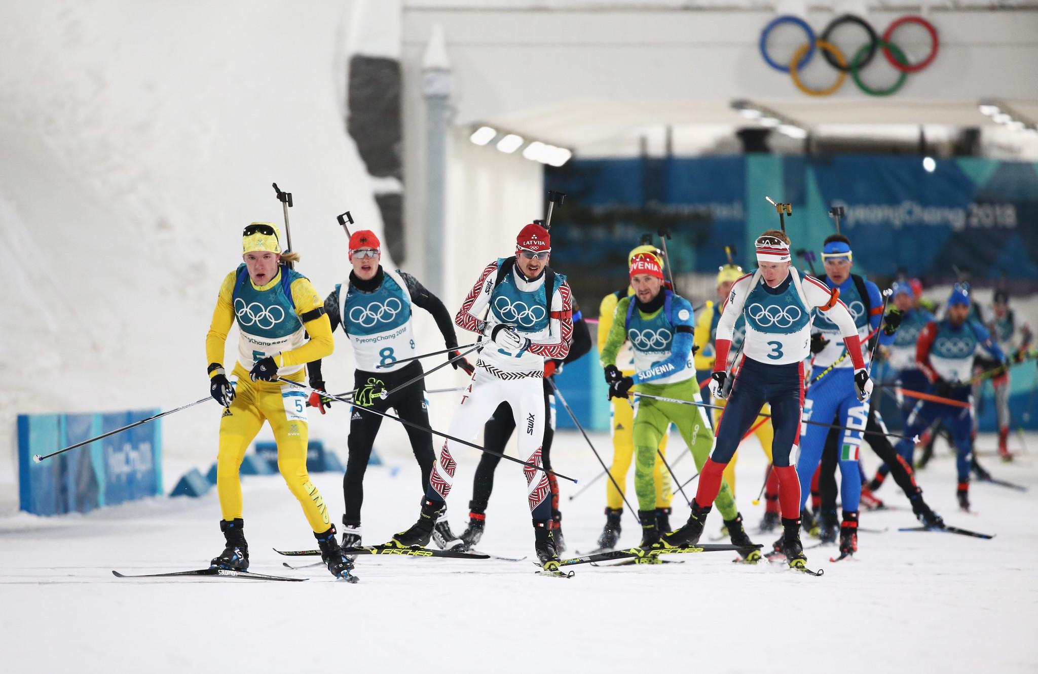 Biathlon Protest