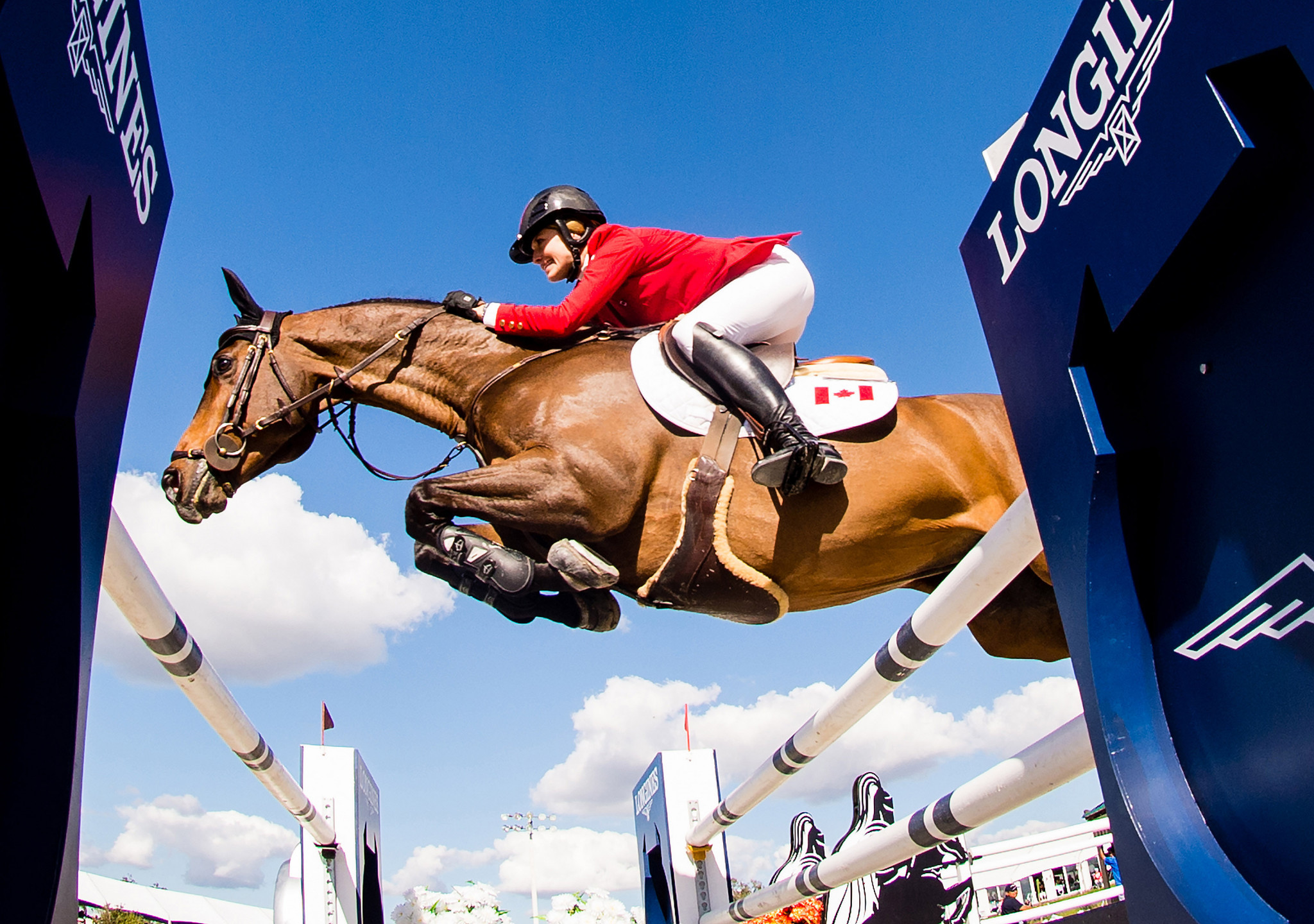 Canada claim Longines FEI Nations Cup Jumping title in Ocala