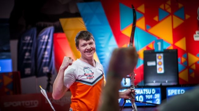 Dutch and German delight at World Indoor Archery Championships