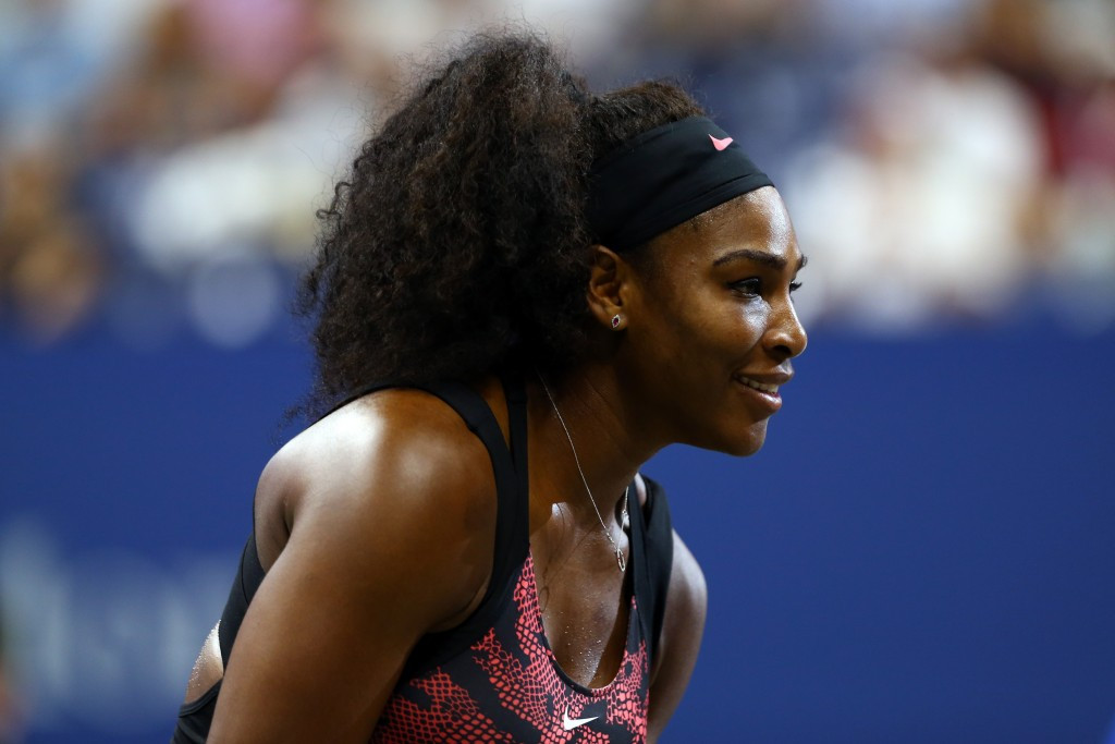 Smooth progress for Serena Williams as Kei Nishikori is among big name casualties on first day of US Open