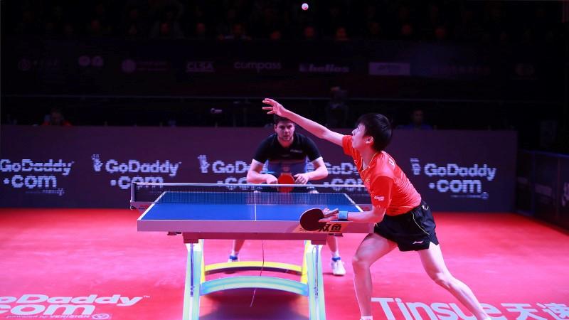 ITTF expand partnership with GoDaddy