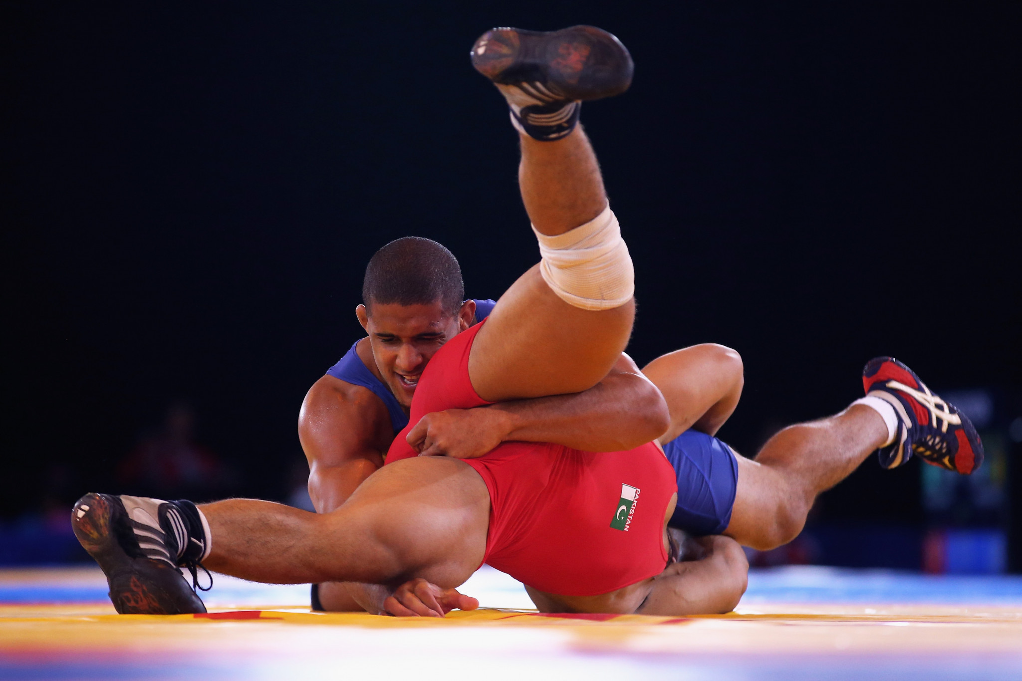 England name Gold Coast 2018 wrestling squad