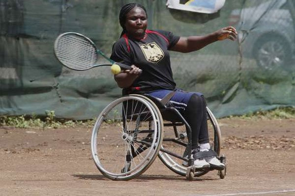 Kenya and Morocco win titles at African wheelchair tennis qualifier