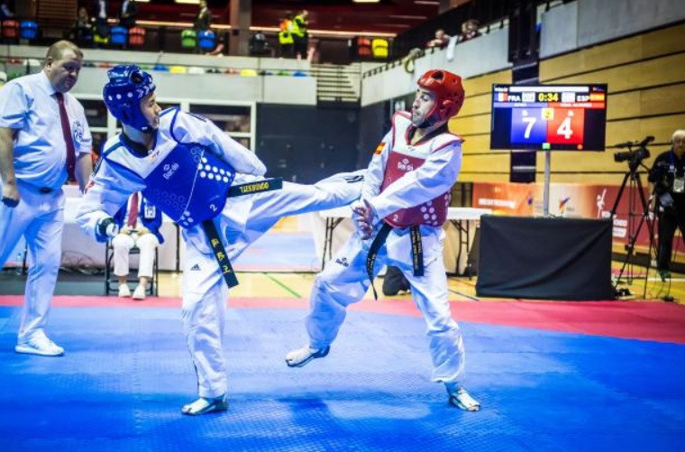 Para-taekwondo player Kong targets perfect season