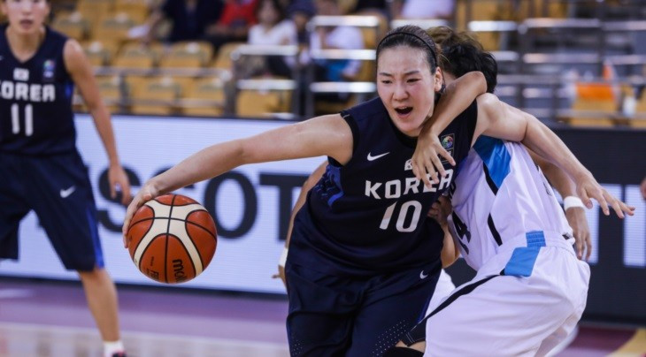 South Korea end search for first win at FIBA Asia Women's Championship with success against Thailand