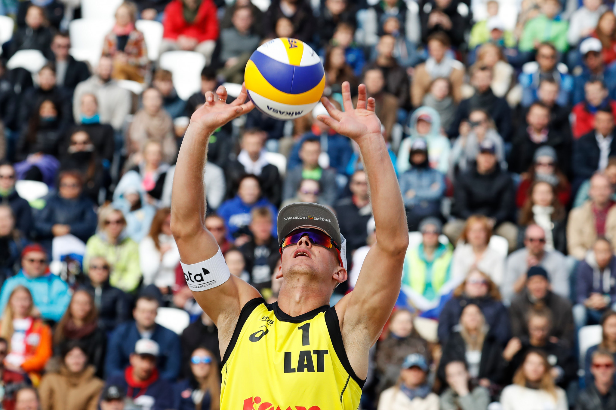 Olympic bronze medallist among field as FIVB Beach World Tour returns to Iran