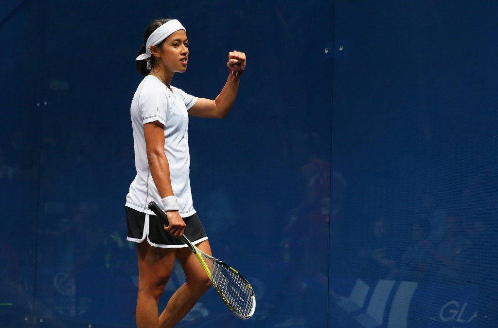 Nicol David's time as world number one has been brought to an end after nine years
