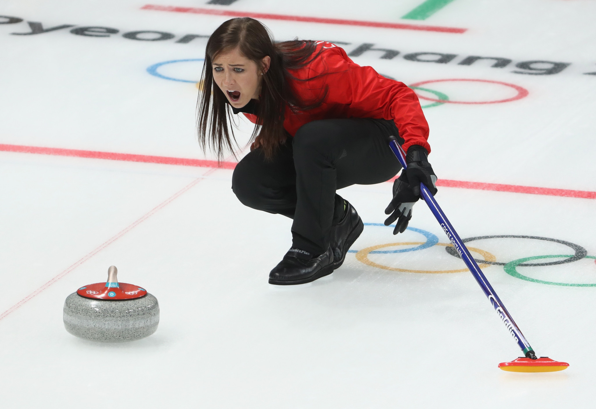 Muirhead criticises venue change for Scottish Curling Championships