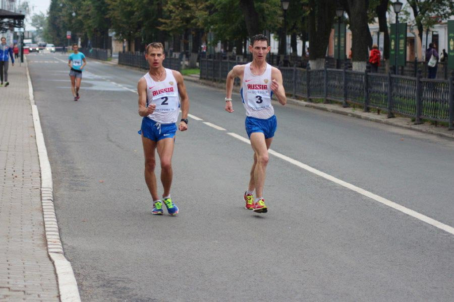 Russian racewalkers apply to IAAF for neutral status
