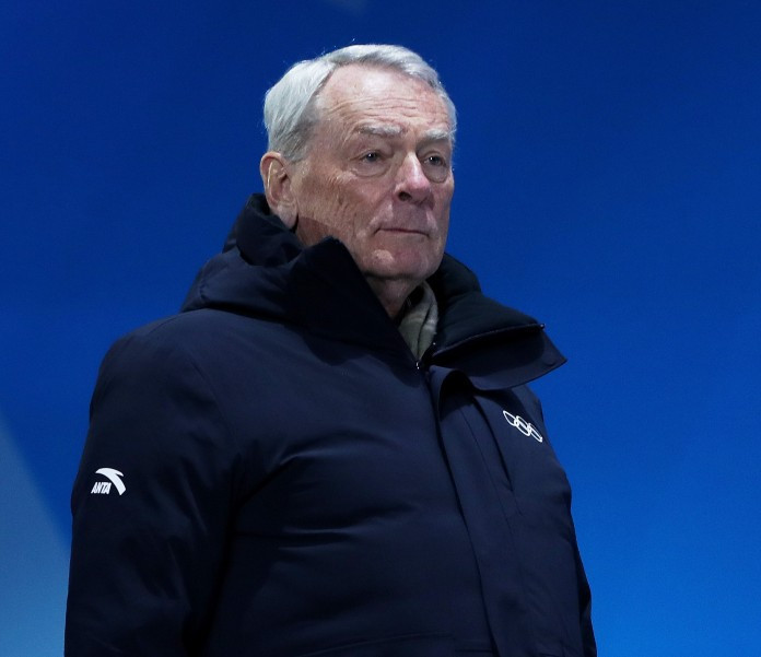Richard Pound has been criticised by fellow IOC member John Coates because of his consistent attacks about Russia ©Getty Images