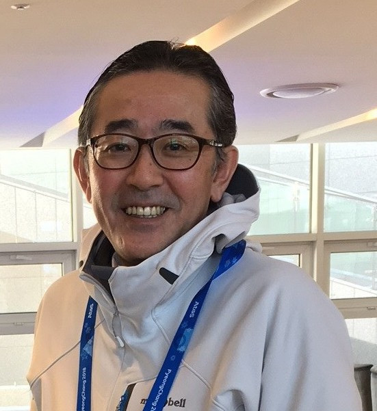 City of Sapporo official Toshiya Ishikawa revealed details of their potential bid ©Sapporo 2026